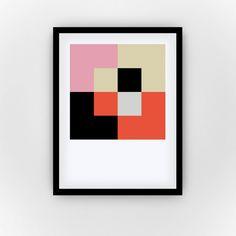 Abstrakte Drucke, Fine Art Prints, Poster, Kunst, Siebdrucke, Farben. Frühling, Sommer, Design, Gestaltung, Dekoration, Interieur,