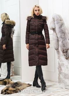 Best Winter down jackets for women yellow sale cheap from China ...