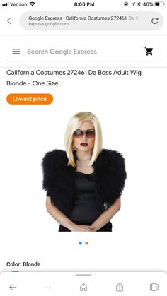 California Costumes, Amazon Gifts, Wigs, Color, Colour, Lace Front Wigs, Colors