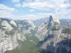Yosemite! National park of my home state :)