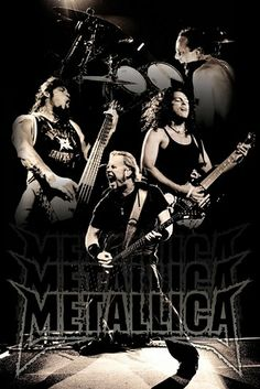Gotta love Metallica. I'll never forget when i saw them in concert. One of the best nights of my life. My grand kids will listen to Metallica!