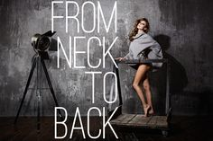 NNN# No Naked Neck - Limited Edition   Where | Cross+Studio Milano - Photographer | Diego Battaglia - Concept & post-production | Gothamsiti