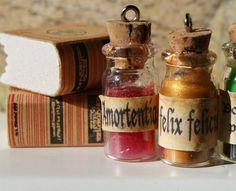 """I'll be making close to twenty tutorials in a """"Harry Potter Series"""", and this is #1 - Amortentia (A Love Potion). Thanks to xoxRufus for encouraging me to po..."""