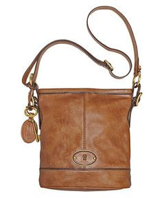 Fossil Handbag - I love Fossil! love this kind of handbag/purse because it goes over the shoulder when you travel