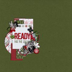 Ready for the Season  'Twas the Night by Amanda Yi & Libby Pritchett