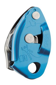 GRIGRI 2:: Belay device with assisted braking for 8.9 to 11 mm rope