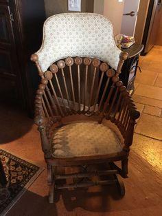 Wooden Rocking Chair Designs