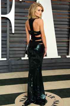 Oscars Vanity Fair after-party pictures | Academy Awards parties | Harper's Bazaar