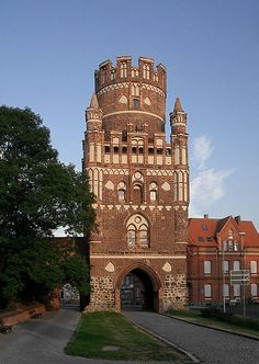 Ünglinger Tor, Stendal - Germany