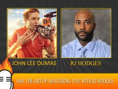 The Art of Mastering YOU with RJ Hodges