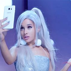 Music: Ariana Grande reveals Dangerous Woman details sings new song during web chat
