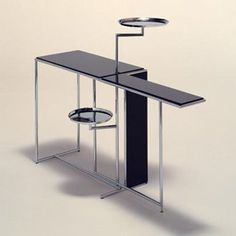 The Symmetric Swan: Eileen Gray: The Modernist Rivoli Tea Table