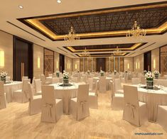 Banquet Hall Interior Designing Projects at Hotel Meenal Residency, KOTA, For top Banquet Hall Interior Designing Project In Mumbai, stop your search and contact us 9967667737 / 022 Hall Interior Design, Hall Design, Interior Design Living Room, Interior Designing, Wedding Reception Ideas, Wedding Ceremony, Pop Design, Ballroom Design, Clubhouse Design