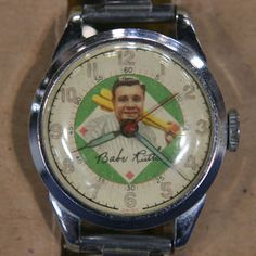 1948 Babe Ruth Watch