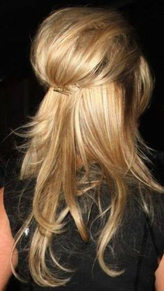 Bouffant Hair ♥ #BouffantHairUpdo