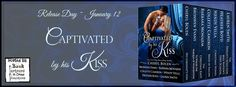 Sammy's Book Obsession: Release Day Blitz & Giveaway: Captivated By His Ki... WIN $100 gift card!