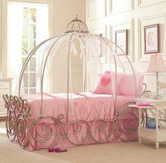 Disney Princess Bed #RoomsToGo