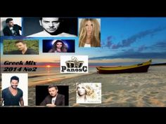 ~ NEW GREEK MEGA MIX 2014-2015 ~