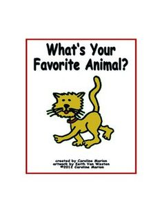Freebie! Break the monotony of repetitious drills with this survey activity which gives students a chance to get up and move around as they ask: What's your favorite animal? Do you have a pet? Blank survey form also included so you can create more surveys. Intermediate ESL, 2nd - 9th gr.