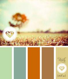 Color Palette | Pain