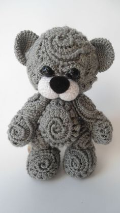 Фифимишка - Мои вязульки - Галерея - Форум почитателей амигуруми (вязаной игрушки)