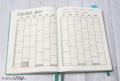 Bullet Journal - Calendex