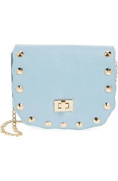 Main Image - Capelli of New York Faux Leather Shoulder Bag (Girls)