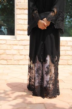AB034... I'm in love with this Abaya...stunning...