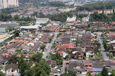 A general view of Taman Datuk Keramat, Kuala Lumpur, January 28, 2015. — Picture by Yusof Mat Isa