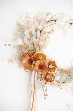 Dried Flowers Bouquet Marriage First Night Room Decoration Dried Rose Petals Spotlight Outdoor Wedding Decorations Dried Flower Wreaths, Dried Flower Bouquet, Dried Flowers, Flower Bouquets, Fake Flowers, Bridal Flowers, Artificial Flowers, Boho Flowers, Orange Flowers
