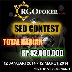 Rgopoker.com Bandar Judi Poker Situs Poker Online Terpercaya: Rgopoker.com Judi Poker Online Terpercaya