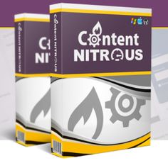 Content Nitrous Review: Discover Tiny Little Copy & Paste Code Effortlessly Created Over $766,025.92 NOW YOU CAN INJECT THIS POWERFUL CODE INTO YOUR WEBSITES! – By Omar & Melinda Martin