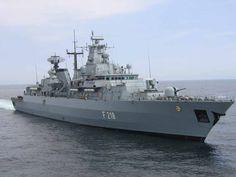 Fregatte Mecklenburg-Vorpommern (F218) -- Deutsche Marine
