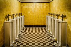 Men's Room at The Fabulous Fox Theatre in St. Louis : AccidentalWesAnderson