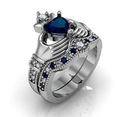 Barato Preto anéis de ouro safira do dia das mães jóias anéis mulheres Claddagh anéis de esmeralda CZ amor anéis de casamento jóias amizade, Compro Qualidade Anéis diretamente de fornecedores da China:    Anéis de Casamento Anillos jóias de rubi anel de ouro anel de noivado Pérola Jóias 18 k ouro jóias anel de casamento