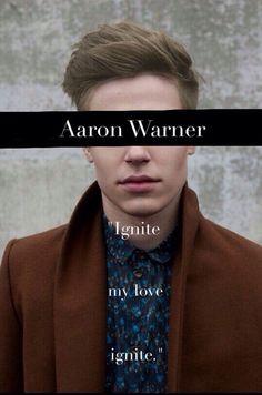 Aaron Warner