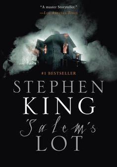 """I'd just moved into my first home, a minuscule studio apartment, when I read Stephen King's 'Salem's Lot. I lay curled in a tight ball in my bed, terrified there'd be a rap at the window (on the seventh floor), and I would combust. I'm afraid I can get completely wrapped up in stories and lose track of reality."" — Louise Penny, author of The Long Way Home"
