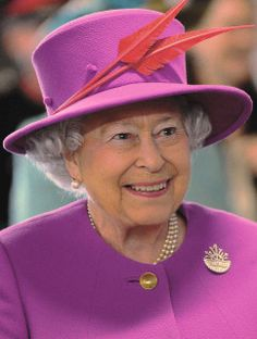 Elizabeth II is the Queen of Britain and 13 of the 53 Commonwealth Nations. Queen Elizabeth was born to King George VI on 21 April George Vi, Anne Frank, Meghan Markle, Kate Middleton, Bebe Real, Tb Joshua, Prinz Philip, Queen 90th Birthday, Happy Birthday