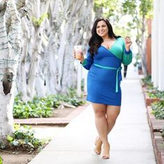 Stephanie Mallick Plus Size Womens Clothing, Clothes For Women, Cold Shoulder Dress, Photo And Video, Women's Clothing, Instagram, Dresses, Fashion, Outerwear Women