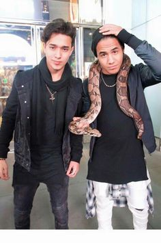 Joel and Richard Cnco Cnco Richard, He's Beautiful, May 1, Boys Who, Cool Bands, I Love Him, Husband, Photo And Video, Guys