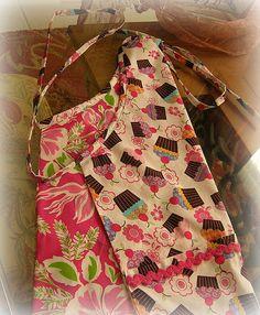 reverseible apron