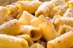 Este platillo de pasta al horno con salsa bechamel queda delicioso. Se volverá en uno de tus preferidos!!!