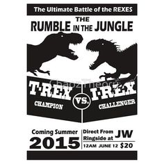 The Rumble in the Jungle by ChaozTheory