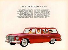 1962 Studebaker Lark Station Wagon