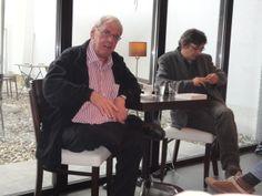 Jeroen Brouwers en Johan Vandenbroucke, De Zondvloed, Roeselare 2013