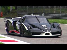 Watch And Listen As A Pair Of Ferrari FXXs Tear Up The Track