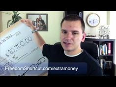 Learn my ways to make extra money from home. $300 or more per day is very possible, in fact I am over $1,000 per day right now. All you have to do is follow my simple ways to make extra money from home in this video.