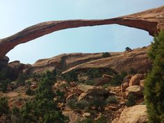 Weekly Pickup With Bishop Monday Motivation 10/12/15 Post: 6 Things I've Learned From Being Single Photo of a beutiful natural arch in Arches National Park.