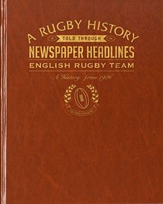 buy now   £33.09   Relive the glorious moments of England's persuits in International Rugby Union from 1906 with this book. Read about the greats from the past and present, including all  ...Read More