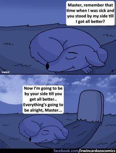 sad and beautiful at the same time!